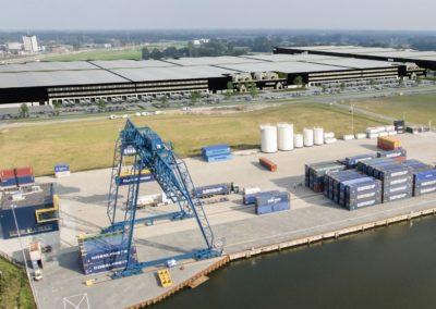 T-Port Bleckmann te Almelo