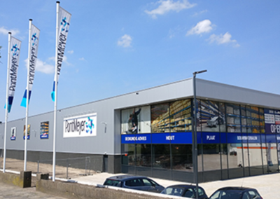 Pontmeyer te Hilversum