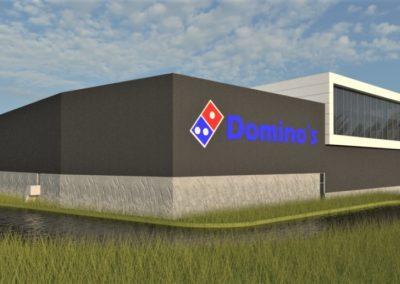 Domino's te Nieuwegein