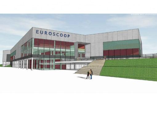 Euroscoop te Den Haag