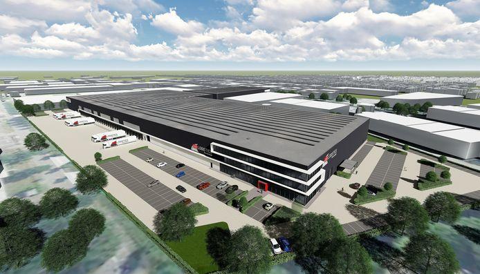A58 Logistics te Roosendaal