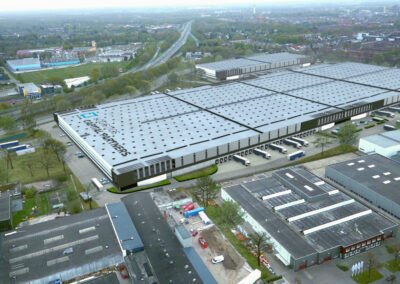 LCP A58 Campus te Roosendaal